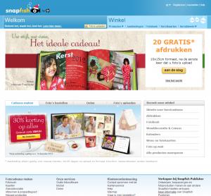 Fotoservice Snapfish van HP  foto afdrukken, fotoboek, fotokalenders, canvas, fotogeschenken en nog veel meer.-164109